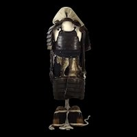 Japanese Haramaki Armour Dou To The Taira Clan