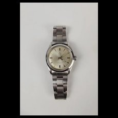 Gents Stainless Steel Tudor Oyster Royal Wrist Watch c1962