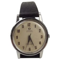 Omega Automatic Seamaster Wrist Watch c1966