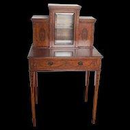 19th Century Bonheur De Jour Writing Desk By Gillows Of Lancaster & London