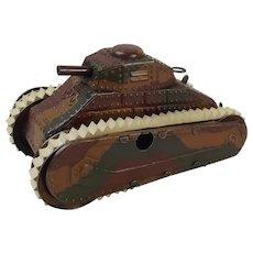 Marklin Tinplate Clockwork Tank