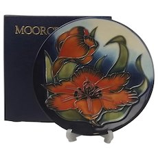 Moorcroft Spiraxia Small Plate