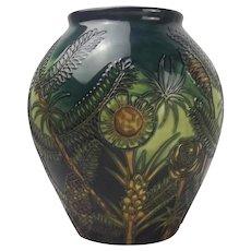 Moorcroft Amazon Twilight Vase