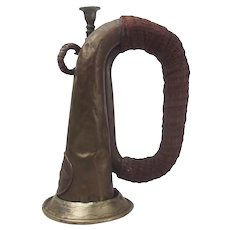 World War 1 German Bugle 26 JR