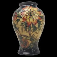 Moorcroft Spike Pattern Small Vase