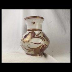 Aldermaston Pottery By Edgar Campden Ceramic Vase