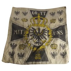 Prussian Eagle Imperial Lance Pennant Flag 1916