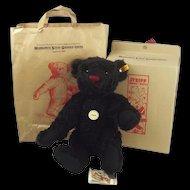 Steiff Classic Large Growling Black Teddy Bear c2004
