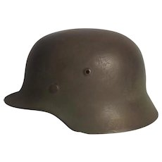 World War 2 M40 Normandy Camo Helmet
