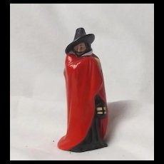 Royal Doulton Guy Fawkes Miniature Figurine