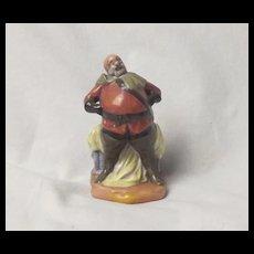 Royal Doulton Falstaff Miniature Figurine