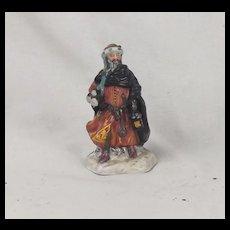 Royal Doulton Good King Wenceslas Miniature Figurine