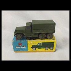 Corgi Major Toys  No. 1118 - International 6x6 Army Truck