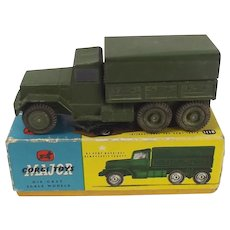 Corgi Major Toys  No. 1118 - International 6x6 Army Truck