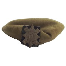 WW2 Glasgow Highlanders Beret