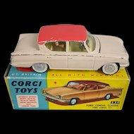 Corgi Toys 234:- Ford Consul Classic 1961-65