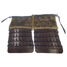 Japanese Samurai Thigh Guards