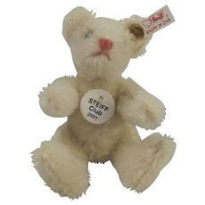 Steiff Club Teddy Bear Minature 2001 #2