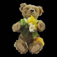 Steiff Teddy Bear Exclusive Danbury Mint #3