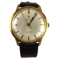 Gents Omega Seamaster Automatic Wrist Watch