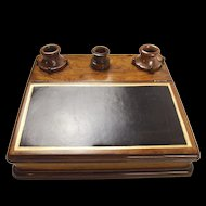Small Victorian Rosewood Writing Slope