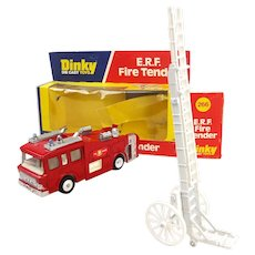 Boxed Dinky Toys No.266 - E.R.F. Fire Tender
