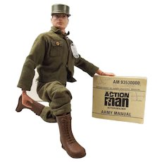 Action Soldier Toy - Action Man