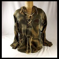 "WW2 German Camo ""Tarnhemd"" Smock"