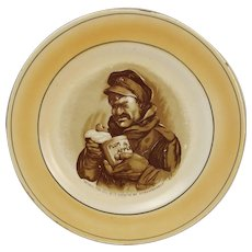 WW1 Grimwades Bruce Bairnsfather Old Bill Plate