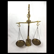 Antiques Apothercary Scales
