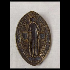 Early Medieval Church Seal