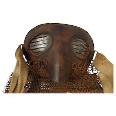 WW1 British Tankers Mask