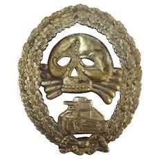 WW2 German Condor Legion Tank Badge