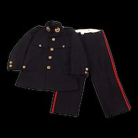 A Royal Marine Child's Uniform