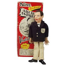 1950s Palitoy Peter Broughs Archie Andrews Ventriloquist Doll