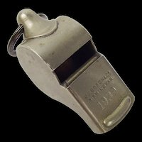 WW2 Military Whistle – J. Hudson & Co. 1939