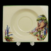 Clarice Cliff Royal Staffordshire The Biarittz Small Plate