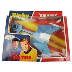 Boxed Dinky Toys #357 Klingon Battle Cruiser c1977