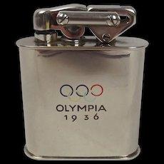 Original 1936 Olympics Cigarette Lighter