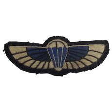 WW2 SAS Parachute Qualification Badge