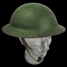 WW1 Raw Edge 1st Pattern Brodie c1915