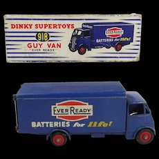 Boxed Dinky Supertoys 918 – Ever Ready Guy Van