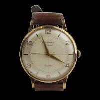 9ct Gold Rotary Wristwatch c1960