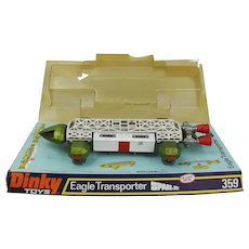 Dinky Toys 359 Space 1999 Eagle Transporter – Original Packaging
