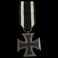 WWI Imperial German Iron Cross 2nd Class