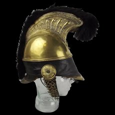 French Second Empire Cuirassiers Helmet c1840-55