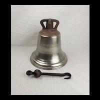 WW2 Air Ministry Scramble Bell