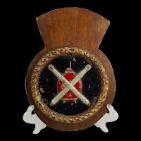 HMS Vernon Bronze Badge