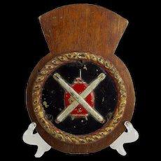 HMS Vernon Bronze Badge