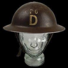 WW2 Brodie Helmet MK II 1939